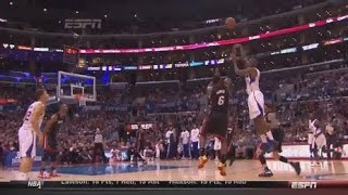 NBA Best Offensive and Defensive Plays of 2013-2014 ᴴᴰ (Crossovers, Game-Winners, Posterizers.etc)