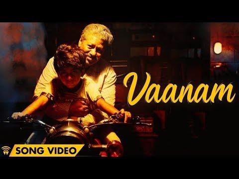 The Life Of Power Paandi - Vaanam (Song Video)   Power Paandi   Rajkiran   Dhanush   Sean Roldan