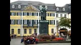 Bonn, Germany. Beethoven's house