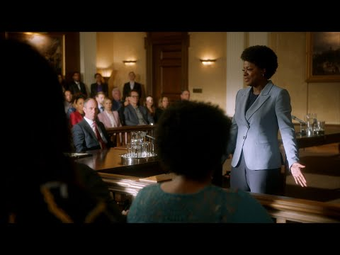 Annalise's Powerful Closing Argument - How to Get Away with Murder
