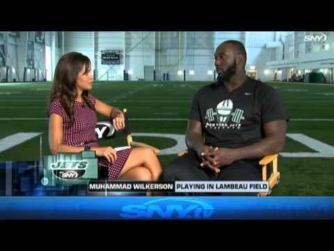 Video: Muhammad Wilkerson talks Packers Prep