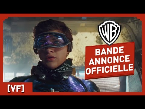 Ready Player One - Bande-Annonce Officielle (VF) - Steven Spielberg