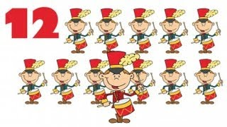 Christmas Songs for Children - 12 Days of Christmas - Kids Songs by The Learning Station