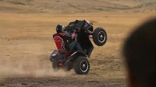 9. 2013 Polaris Scrambler XP 850 ATV Review