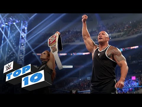 Top 10 Friday Night SmackDown moments: WWE Top 10, October 4, 2019
