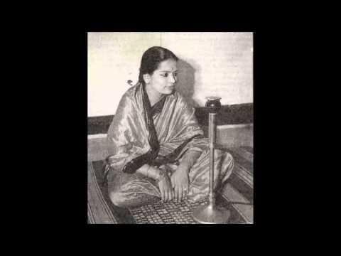 M.L.Vasanthakumari- Thamathamen Swami- Thodi(1957)