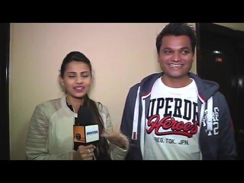 Vrinda Dawda amd Bhavin at Sneha Kapoor's Institut