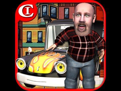 Video of Crazy Cartoon Parking King 3D