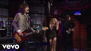 The Band Perry - Forever Mine Nevermind (Live On Letterman)