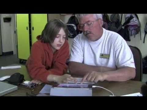classroom - Combine 29 fifth graders, 15 iPads, and one gifted teacher and what do you get? A truly transformed classroom. Also available as an eBook for iOS devices: ht...