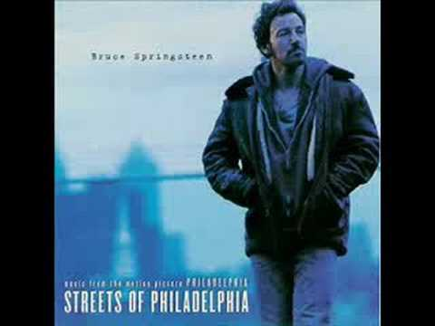 Street of Philadelphia - Bruce Springsteen (видео)