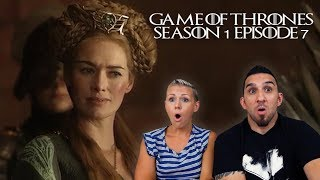 Game of Thrones Season 1 Episode 7 'You Win or You Die' REACTION!!
