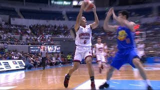 Scottie Thompson coming up big for the Barangay | PBA Governors' Cup 2018