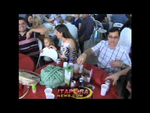 9º Festa Leitão no Rolete Itaporã MS 2012.