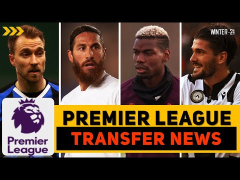TRANSFER NEWS: PREMIER LEAGUE TRANSFER NEWS AND RUMOURS UPDATES (JAN 18)