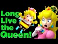 Download Lagu Game Theory: The END of Princess Peach! (New Super Mario Bros U Deluxe Peachette  Bowsette) Mp3 Free