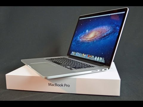 DetroitBORG - Unboxing and Tour of the new MacBook Pro with Retina Display. $2199 CPU: 2.3 GHZ Core i7 RAM: 8GB SSD: 256GB Display: 15.4