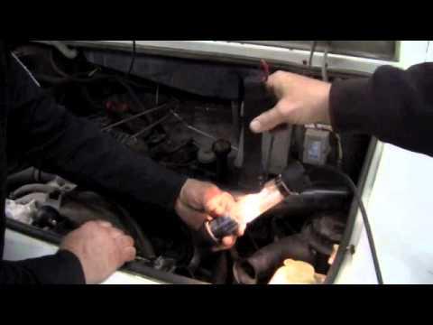 Head Gasket Leak Testing