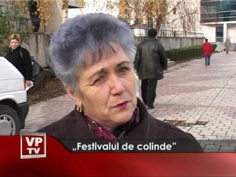"""""""Festivalul de colinde"""""""