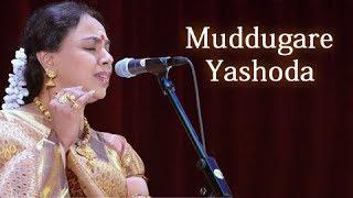 Muddugare Yashoda - Sudha Raghunathan Live - Isai Ragam