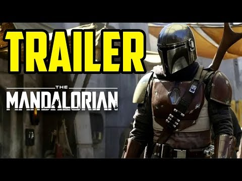 THE MANDALORIAN TRAILER #StarWarsCelebration REACCIÓN Y ANALISIS EN DIRECTO