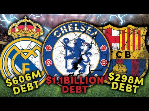 Video: 10 Clubs That Are Secretly BROKE!