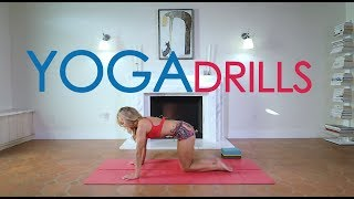 Welcome the Yoga Drills Series where you get to do Yoga Drills with Kino! This class is all about Plank. Watch the full series on www.omstars.comIf you're looking for yoga videos that will show you the perfect way for you to start your yoga journey then Kino MacGregor's yoga channel is perfect for you! Whether you are new to yoga or an advanced yoga student you will find a full yoga library with all the yoga postures that you need to develop a complete yoga practice. Yoga is more than just a physical practice yoga is a lifestyle that includes living a peaceful life. Living the yoga lifestyle is about yoga practice, inner peace, yoga diet and being a good person on and off your yoga mat. Kino is a yoga teacher, author of three books, international teacher, writer, blogger, online yoga class teacher, IG yoga challenge host and much more. She co-founded Miami Life Center and Miami Yoga Magazine as well as produced six Ashtanga Yoga DVDs. Practice yoga, change your world one breath at a time. Kino believes that yoga is a vehicle for each student to experience the limitless potential of the human spirit. You don't have to be strong or flexible to begin the yoga practice, all you need is an open heart and the inspiration to practice yoga. Unroll your mat and do the practice!Facebook - http://www.faceboo.com/KinoYogaInstagram - http://www.instagram.com/KinoYogaBlog - http://www.kinoyoga.com