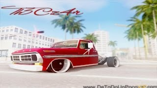 GTA San - Ford - F150 Ute 78 LowRider Estilo Unico By Th3Cz4r