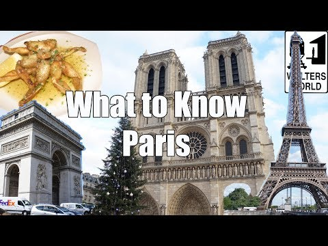 What to Know Before You Visit Paris