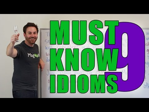 GMAT Tuesdays: Must Know Idioms #9