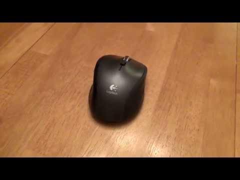 Logitech M705 Marathon Wirelss Mouse Review