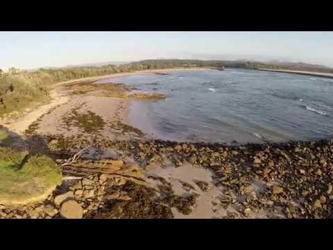 Shelly Beach Moruya Heads