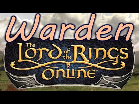 LOTRO: Warden Gameplay #8 – Lots of New Stuff! [Lord of the Rings Online Gameplay] 2015 HD