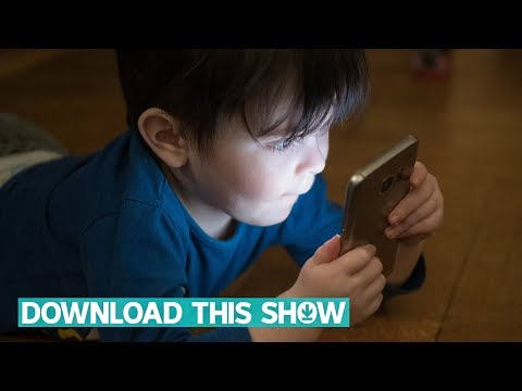 Addicted to your phone?  | Download This Show