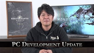 Видео к игре Monster Hunter: World из публикации: PC-версия Monster Hunter: World выйдет этой осенью
