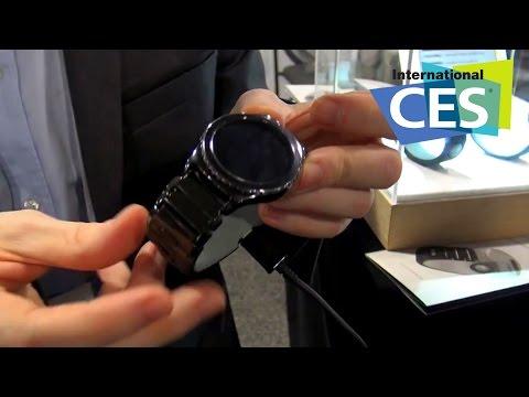 TipTalk: Cinturino Intelligente per orologio - CES 2016