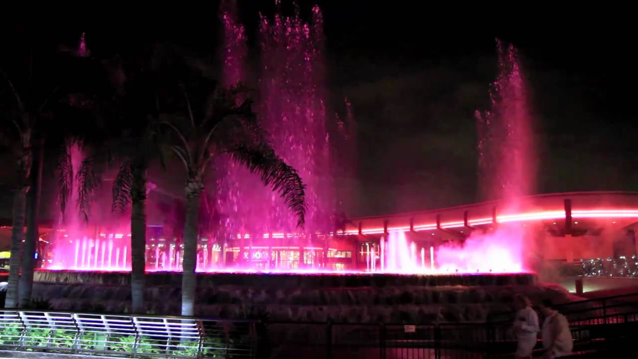 Fountain of Nations - Lights of Winter soundtrack 2009