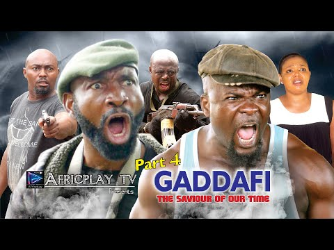 GADDAFI 4; Today latest movie 2020 GADDAFI THE SAVIOUR OF OUR TIME, Nigerian movie Sylvester Madu