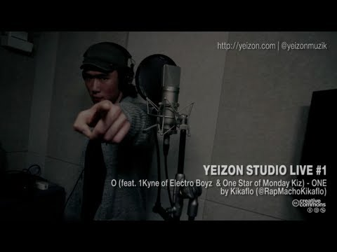 YEIZON STUDIO LIVE #1 - O by Kikaflo (видео)