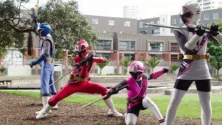 Power Ranger Ninja Steel  Batalla - Capitulo 5
