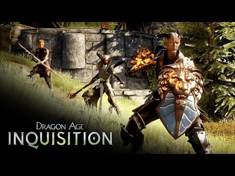 dragon - Visit www.dragonage.com for the latest updates. Join us for an in-depth look at the multi-faceted combat system of Dragon Age: Inquisition. Learn how to command the battle with a demonstration...