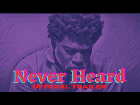 """Official Trailer - """"NEVER HEARD"""" Starring David Banner, Romeo Miller, Karrueche  by Josh Webber"""