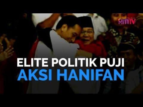 Elite Politik Puji Aksi Hanifan