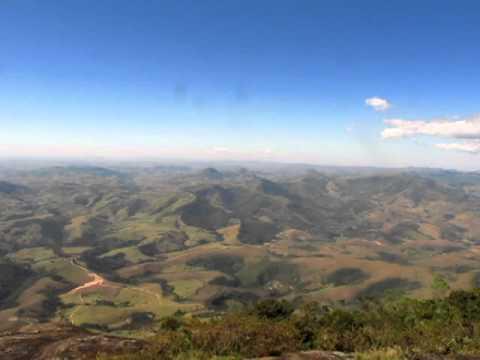 Cume do Pico do Papagaio em Aiuruoca - MG
