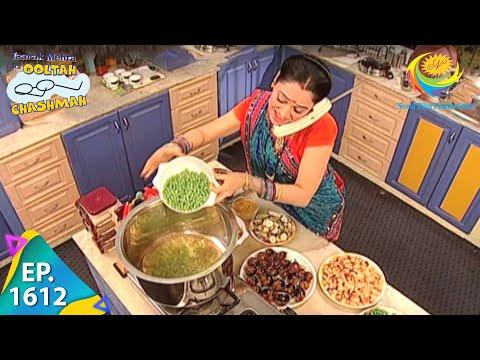 Taarak Mehta Ka Ooltah Chashmah - Episode 1612 - Full Episode