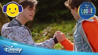 image of The Lodge | Tell It Like It Is - Sean vs. Ben | Official Disney Channel UK