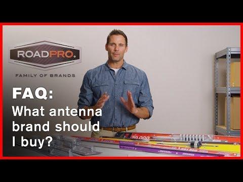 CB Radio FAQ #8 - What antenna should I buy?