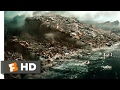 The Sinking of Los Angeles Scene (3/10) | Movieclips