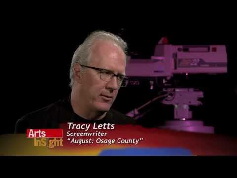 Playwright Tracy Letts