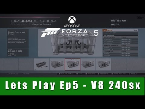 240sx - Please LIKE and SHARE the video to keep the Forza Motorsport 5 weekend Launch Videos coming :) Use This Code to Get 10% off Kontrol Freeks Code=SLAPTrain Bac...